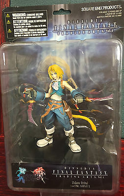 Dissida Final Fantasy Trading Arts Vol.1 Zidane Tribal