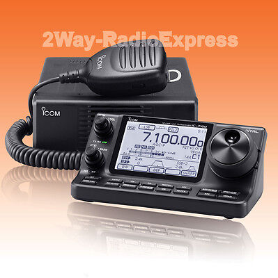 ICOM IC-7100 HF,6m,4m,VHF,UHF SPECIAL 130 WATTS HIGH POWER VERSION, with 70 MHZ!