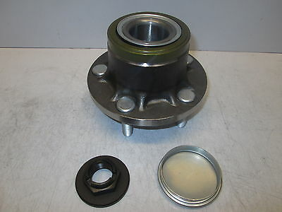 Wheel Bearing Kit QWB1305 Fits Rear FORD TOURNEO TRANSIT CONNECT