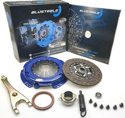 Blüsteele HEAVY DUTY clutch kit for TOYOTA  hilux ln167 ln147 ln169 DIESEL 3l 5l
