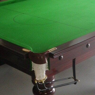 Pool Table Empire Rail Pockets STANDARD FULL SET Clearance On Sale RRP $144.90