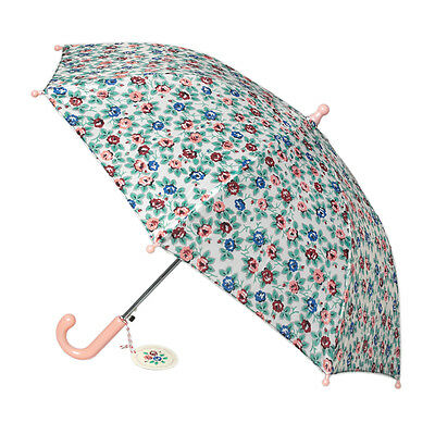 dotcomgiftshop CHILDRENS UMBRELLA RAMBLING ROSE DESIGN. KIDS GIRLS BROLLY