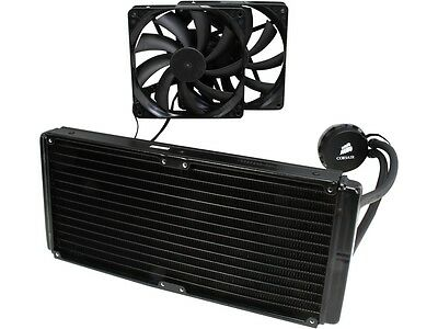 Corsair Certified Hydro Series H110 Extreme Performance Water/Liquid CPU Cooler