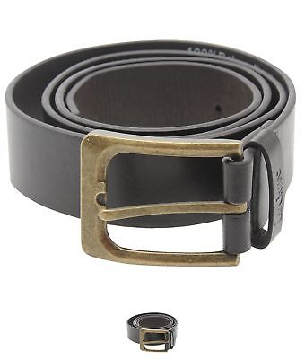 OCCASIONE Lee Cooper Plain Core Belt Mens Brown