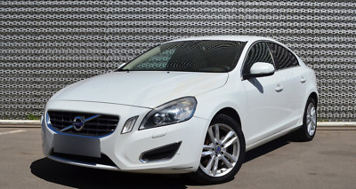 VOLVO S60 4-doors 2010-onwards 4-pc wind deflectors HEKO Tinted