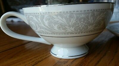 "Imperial China ""whitney"" Designed By W. Dalton Coffee Tea Dinner Cup"