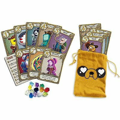 Love Letter Adventure Time Clamshell Edition 2-4 Players Age 10+ Jake Dog Bag