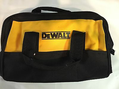 Dewalt Lot of 4 Contractor Tool Bags 18 & 20 volt 13 inch New and Unused