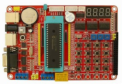 PIC16F877A DEVELOPMENT BOARD PIC Microcontroller learning