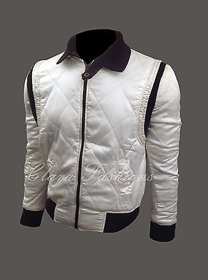 Drive Ryan Gosling Slim Fit Trucker Scorpion Men's Satin Stylish Jacket - BNWT