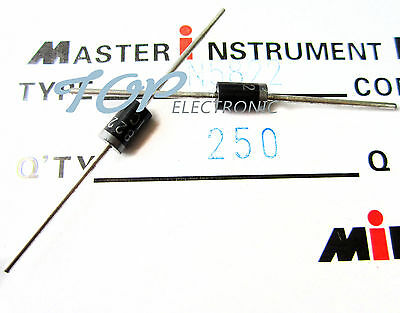 20Pcs 1N5822 IN5822 40V 3A SCHOTTKY DIODE Brand New
