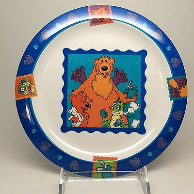 Bear In The Big Blue House Plate.  Brand New!