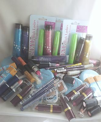 5 Mixed Branded Make Up Cosmetics Wholesale Bundle  + 1 tester
