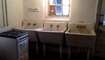 3 Antique Laundry Tubs- $800 a piece, $2200 for all 3