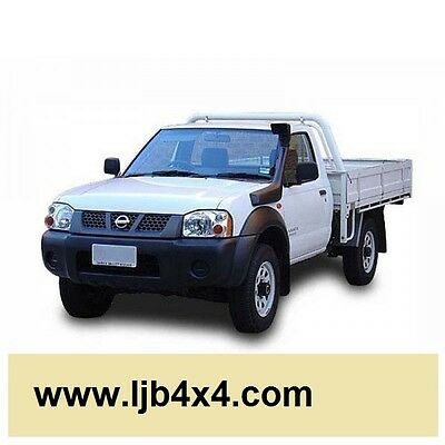 snorkel nissan pick up kingcab navara d21 de 1992 1997 neuf eur 138 00 picclick it. Black Bedroom Furniture Sets. Home Design Ideas