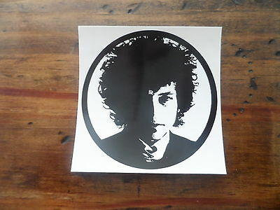 Bob Dylan Bumper Sticker Decal
