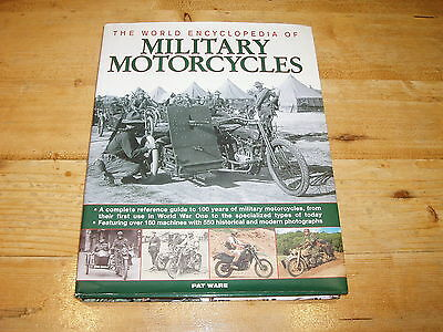 Book - The World Encyclopedia of Military Motorcycles by Pat Ware.