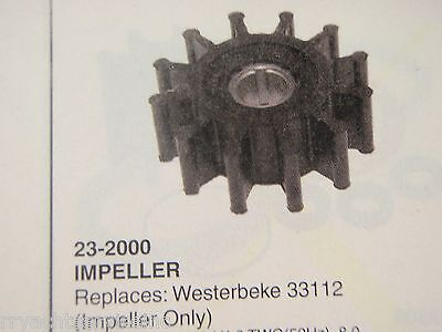 Westerbeke Generator Sierra Impeller Kit 23-2000 33112 Boatingmall Ebay Parts