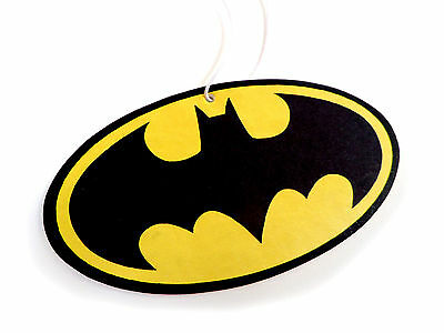 AIR FRESHENER Batman Dark Knight New Car Smell Officially License New DC comics