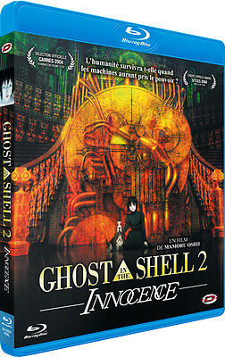 ★Ghost in the Shell 2 : Innocence ★ Edition Standard [Blu-ray]