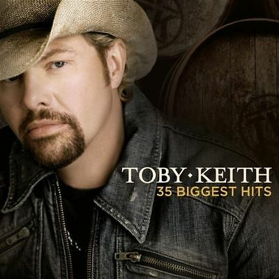 TOBY KEITH - The Very Best Of - Greatest Hits Collection 2 CD DOUBLE NEW