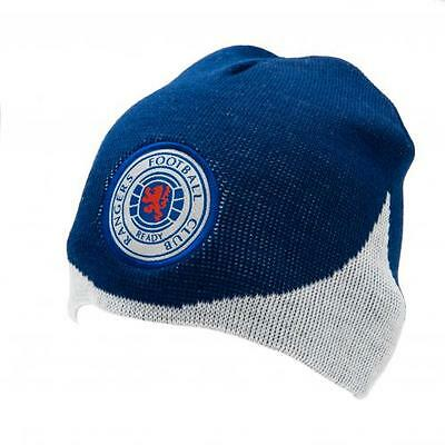official glasgow rangers knitted wool hat ibrox ulster loyalist scotland rfc A