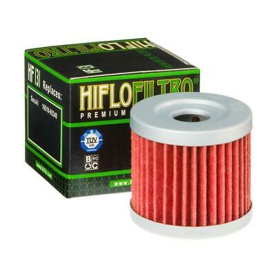 Hi-Flo Hf131 Oil Filter For Suzuki Ue150 2001 - Onwards