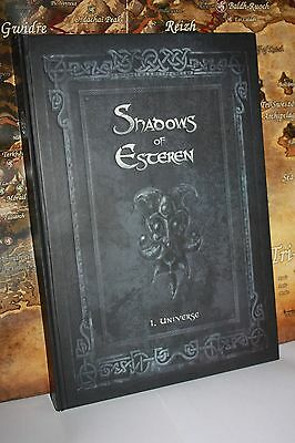 Shadows of Esteren-Book 1.Universe-Limited Edtion 503/600-A Medieval Horror RPG