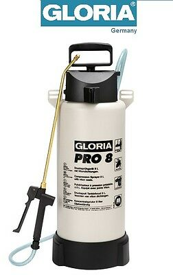 Gloria-Germany  8.0lit. Professional Sealer Sprayer for Concrete, Tiles & Stone