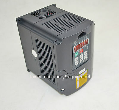 Top 2.2KW 25A Input 220V Output 380V VARIABLE FREQUENCY DRIVE INVERTER VFD
