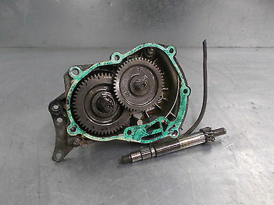 Piaggio Beverly B 125 Gearbox