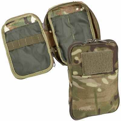British Army Pocket Buddy MTP Molle Utility Pouch Military Personal Organiser
