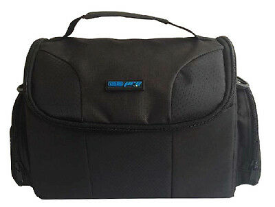 I3ePro DSLR Digital Camera Deluxe Padded Case Bag for Canon Nikon Sony Pentax