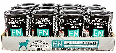 Purina Vet Diets [13.4 oz] Canine EN [GastroENteric] Canned Formula (12 count)