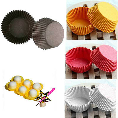 480 PCS Paper Cake Cup Liners Baking Cup Muffin Kitchen Cupcake Cases Xmas Decor