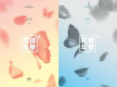 [BTS] 4th Mini Album [In The Mood For Love PT.2] CD+Photobook+Photocard+Poster
