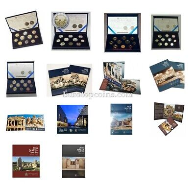 #Rm# Coffret Bu Malta (2011-2019) - All Pieces - Please Choose