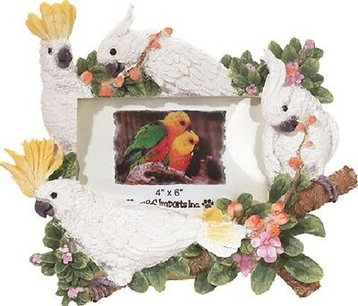 """Cockatoo Picture Frame 3 1/2"""" x 5"""""""