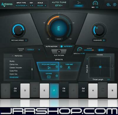 Antares Auto-Tune EFX 3 eDelivery JRR Shop