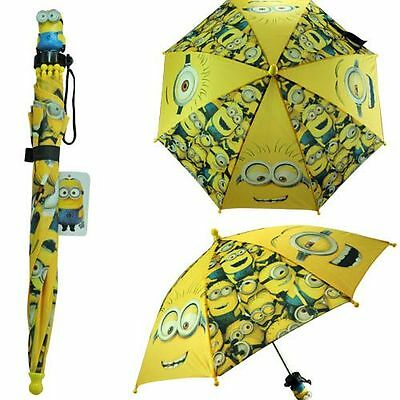 Minions Molded Handle Umbrella