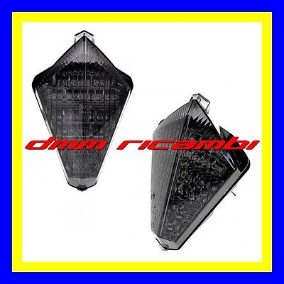 Fanale posteriore Stop a Led YAMAHA T-MAX 530 12>13 fumè fanalino TMAX 2012 2013