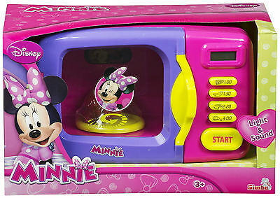 Disney Minnie Mouse Microwave