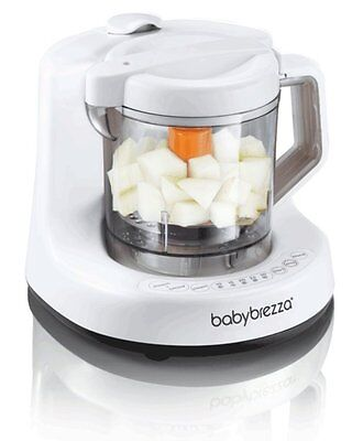 Baby Brezza - The One Step Baby Food Maker - Healthy Feeding