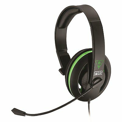 Turtle Beach Recon 30X Wired Chat Communicator Headset for XBOX ONE/PS4/PC/MAC