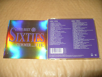 The Best Sixties Summer Album...Ever The (1998) 2 cd 54 tracks