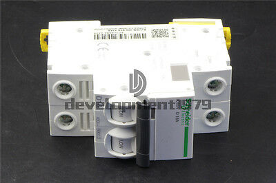 1PCS New Schneider small IC65N 2P D16A air circuit breaker switch