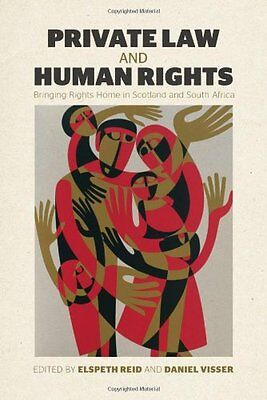 Private Law And Human Rights  9780748684175