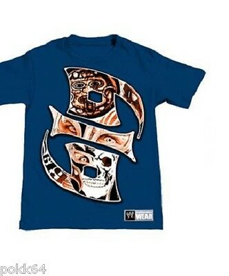 Tee shirt REY MYSTERIO 619 Warrior WWE catch taille adulte XL