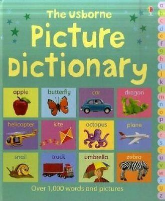 Picture Dictionary Brooks  Felicity 9780746070574