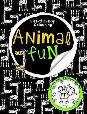 Lift The Flap Animal Fun Make Believe Ideas 9781782350040